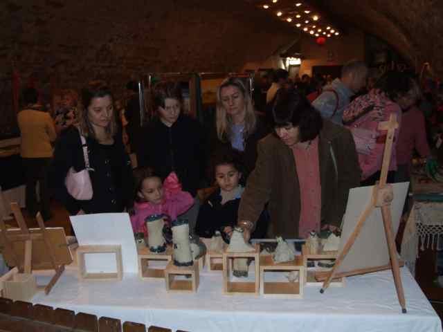 Foyer Des Arts Plastiques : Moissey exposition artisanale au caveau communal